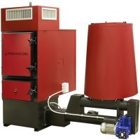Generatore d'aria calda principale - gab