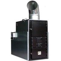 Generatore d'aria calda a fiamma inversa principale
